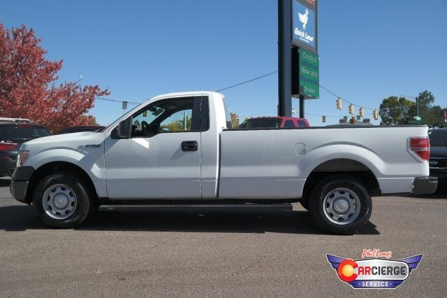 2013 F-150 Regular Cab Pickup #E56018A - photo 5