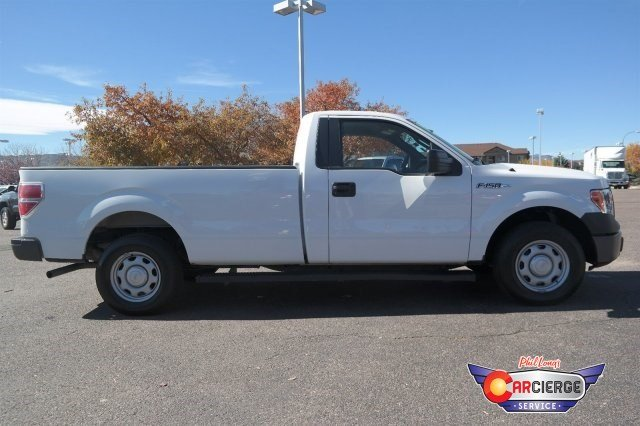 2013 F-150 Regular Cab Pickup #E56018A - photo 8