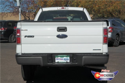2013 F-150 Regular Cab Pickup #E56018A - photo 7