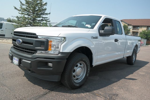 2018 F-150 Super Cab 4x4,  Pickup #E71070 - photo 1
