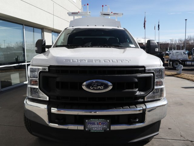 2020 F-350 Super Cab 4x4, Knapheide KUVcc Service Body #EC14386 - photo 3