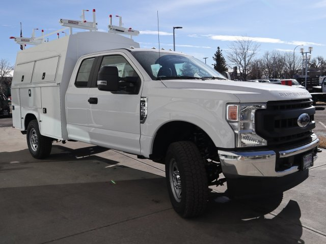 2020 F-350 Super Cab 4x4, Knapheide KUVcc Service Body #EC14386 - photo 4