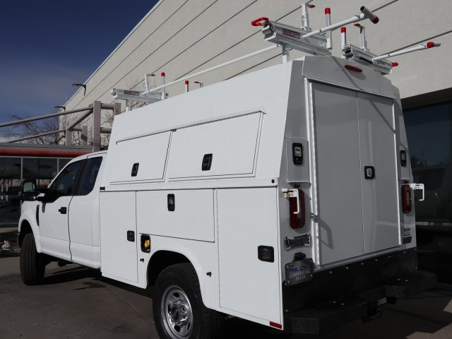 2020 F-350 Super Cab 4x4, Knapheide KUVcc Service Body #EC14386 - photo 2