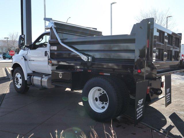 2019 Ford F-650 Regular Cab DRW 4x2, Scelzi Dump Body #F13218 - photo 1