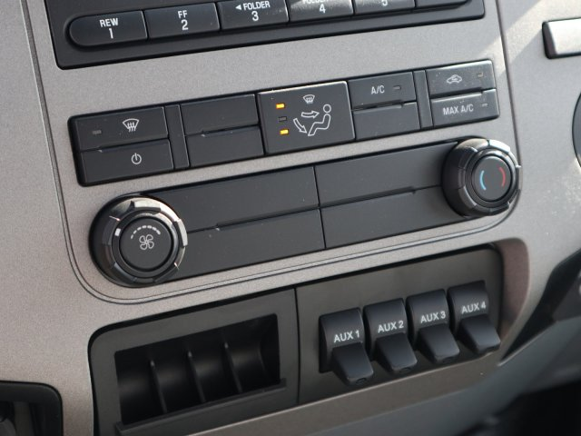 2019 Ford F-650 Regular Cab DRW 4x2, Scelzi SFB Stake Bed #F13542 - photo 10
