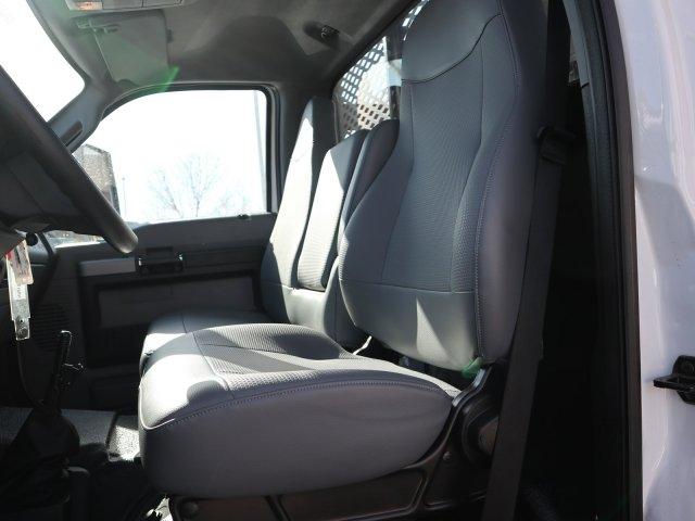 2019 Ford F-650 Regular Cab DRW 4x2, Scelzi SFB Stake Bed #F13542 - photo 13