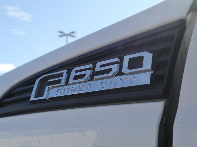 2019 Ford F-650 Regular Cab DRW 4x2, Scelzi SFB Stake Bed #F13542 - photo 18