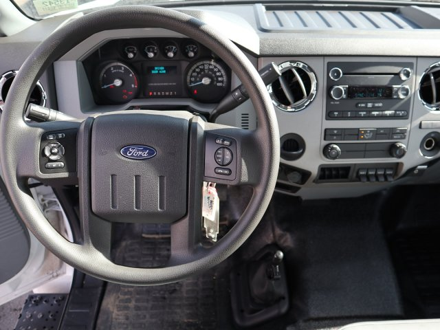 2019 Ford F-650 Regular Cab DRW 4x2, Scelzi SFB Stake Bed #F13542 - photo 7