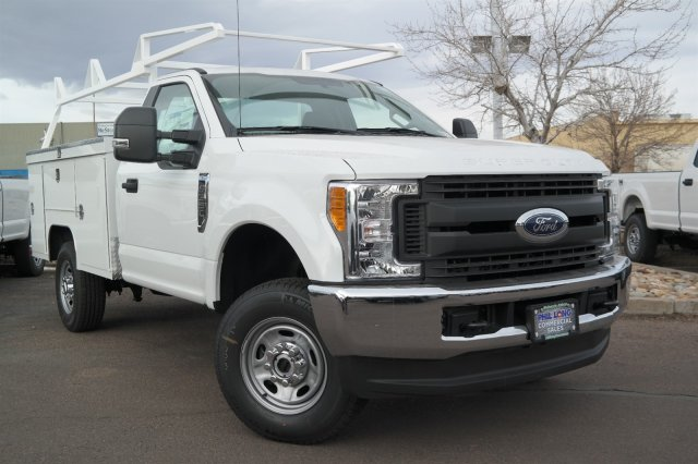 2017 F-350 Regular Cab 4x4, Scelzi Signature Service Service Body #F14612 - photo 1