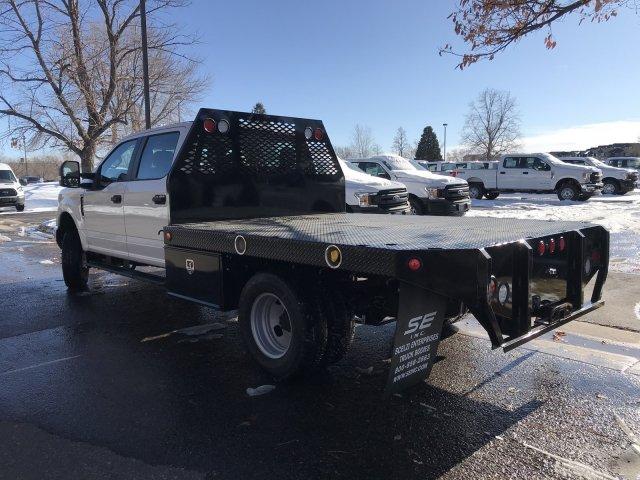 2019 Ford F-350 Crew Cab DRW 4x4, Scelzi Platform Body #F21590 - photo 1