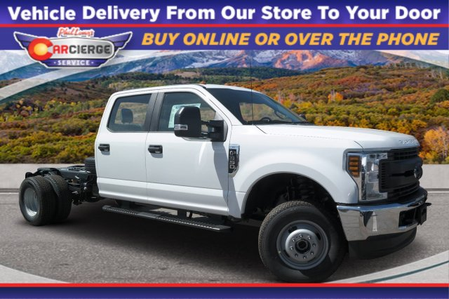 2019 Ford F-350 Crew Cab DRW 4x4, Cab Chassis #F21592 - photo 1