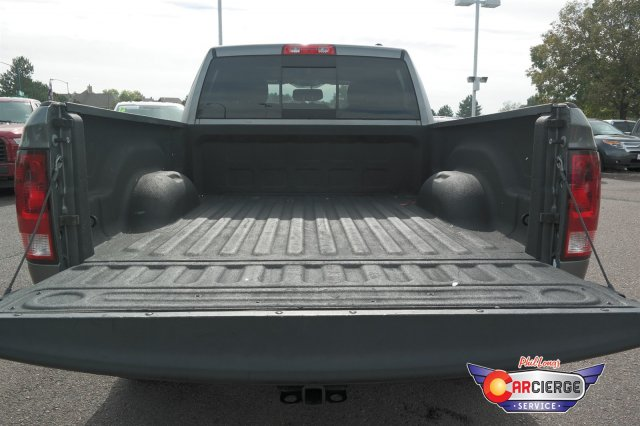 2012 Ram 1500 Quad Cab 4x4,  Pickup #F27929A - photo 6