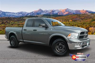2012 Ram 1500 Quad Cab 4x4,  Pickup #F27929A - photo 1