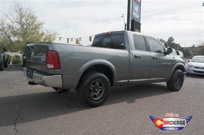 2012 Ram 1500 Quad Cab 4x4,  Pickup #F27929A - photo 2