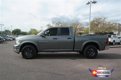 2012 Ram 1500 Quad Cab 4x4,  Pickup #F27929A - photo 8