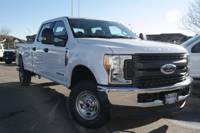 2017 F-350 Crew Cab 4x4, Pickup #F47893 - photo 1