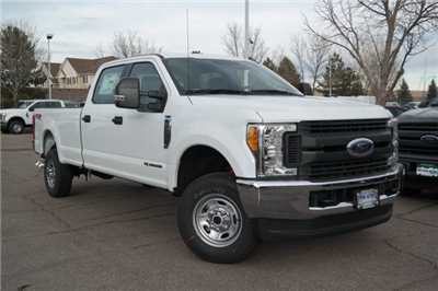 2017 F-350 Crew Cab 4x4, Pickup #F47898 - photo 1