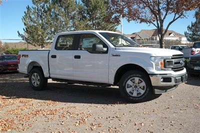 2018 F-150 SuperCrew Cab 4x4,  Pickup #F63121 - photo 4