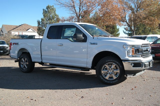 2018 F-150 Super Cab 4x4,  Pickup #F63122 - photo 4