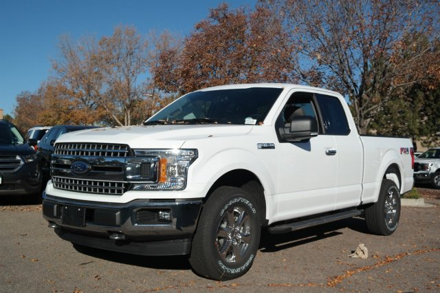 2018 F-150 Super Cab 4x4,  Pickup #F63122 - photo 3