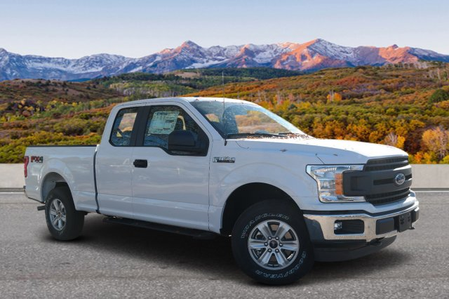 2018 F-150 Super Cab 4x4,  Pickup #F63130 - photo 1