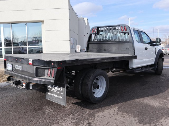 2019 Ford F-550 Super Cab DRW 4x4, Knapheide Platform Body #F84992 - photo 1