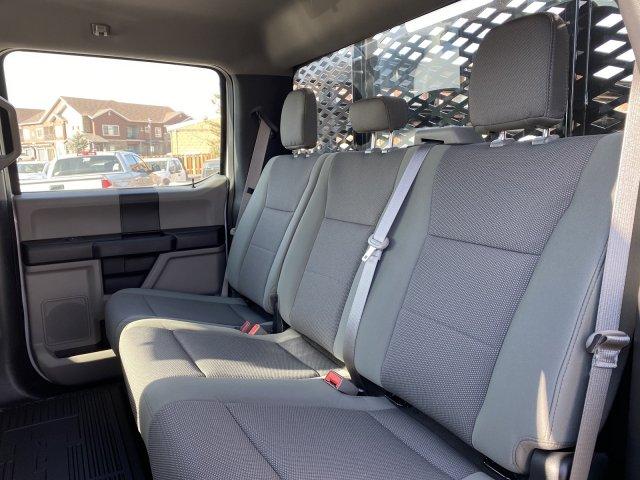 2019 Ford F-550 Crew Cab DRW 4x4, Scelzi SFB Stake Bed #F85534 - photo 13