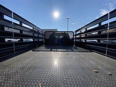 2019 Ford F-550 Crew Cab DRW 4x4, Scelzi SFB Stake Bed #F85534 - photo 14