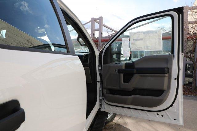 2019 F-550 Crew Cab DRW 4x4, Scelzi SFB Stake Bed #F85535 - photo 12