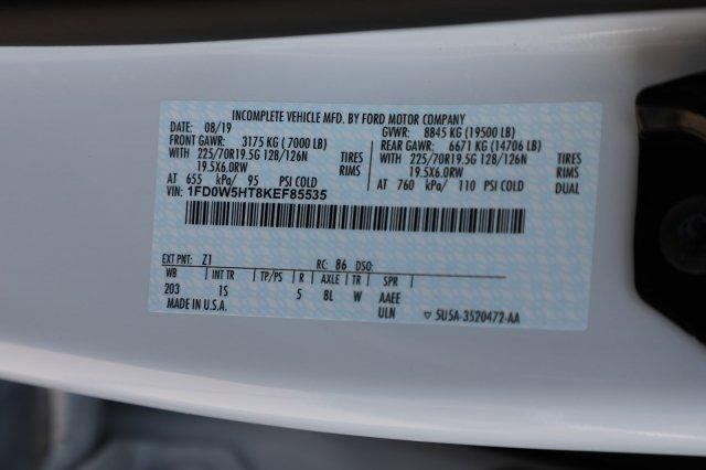 2019 F-550 Crew Cab DRW 4x4, Scelzi SFB Stake Bed #F85535 - photo 25