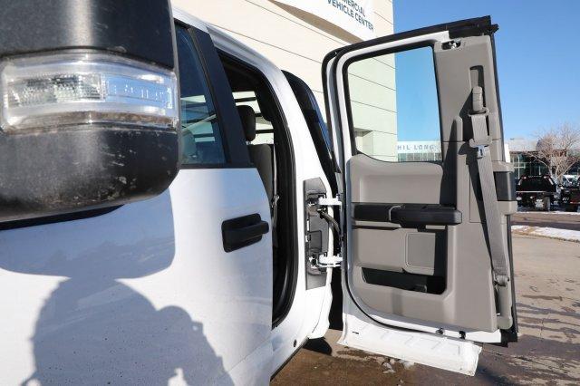 2019 Ford F-550 Super Cab DRW 4x4, CM Truck Beds RD Model Platform Body #F85869 - photo 10