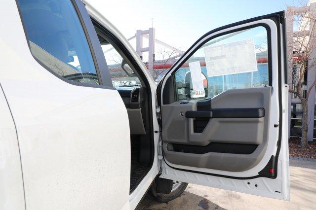 2019 Ford F-550 Super Cab DRW 4x4, CM Truck Beds RD Model Platform Body #F85869 - photo 12