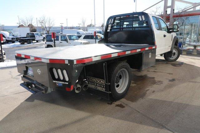 2019 Ford F-550 Super Cab DRW 4x4, CM Truck Beds RD Model Platform Body #F85869 - photo 6