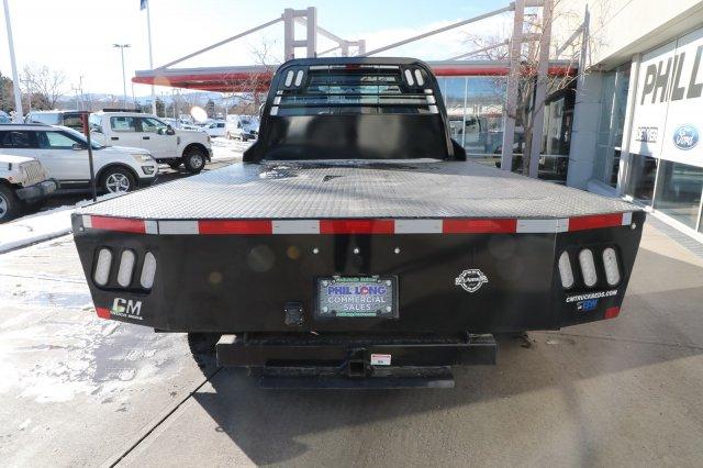2019 Ford F-550 Super Cab DRW 4x4, CM Truck Beds RD Model Platform Body #F85869 - photo 7