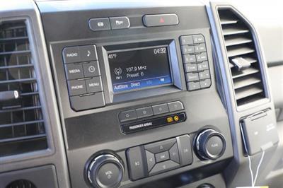 2019 Ford F-550 Super Cab DRW 4x4, CM Truck Beds RD Model Platform Body #F85869 - photo 15