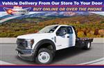 2019 F-550 Super Cab DRW 4x4, CM Truck Beds RD Model Platform Body #F85869 - photo 1