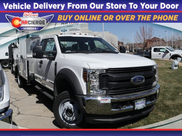 2019 Ford F-550 Super Cab DRW 4x4, Iowa Mold Tooling Mechanics Body #G80636 - photo 1