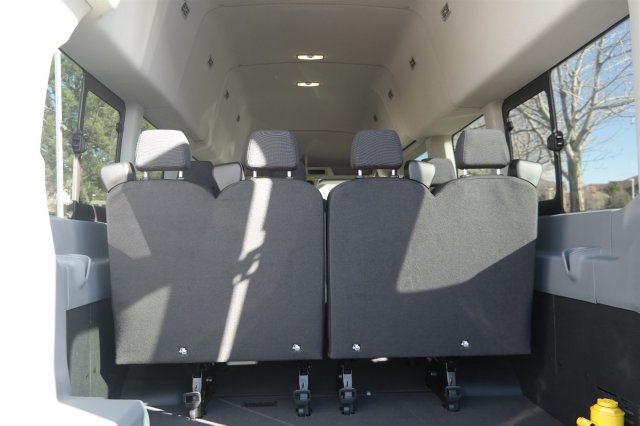 2018 Transit 350 HD High Roof DRW Passenger Wagon #KA09811 - photo 6