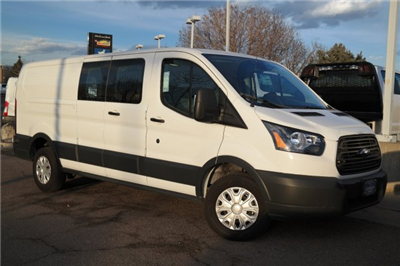 2017 Transit 250, Van Upfit #KA36564 - photo 1