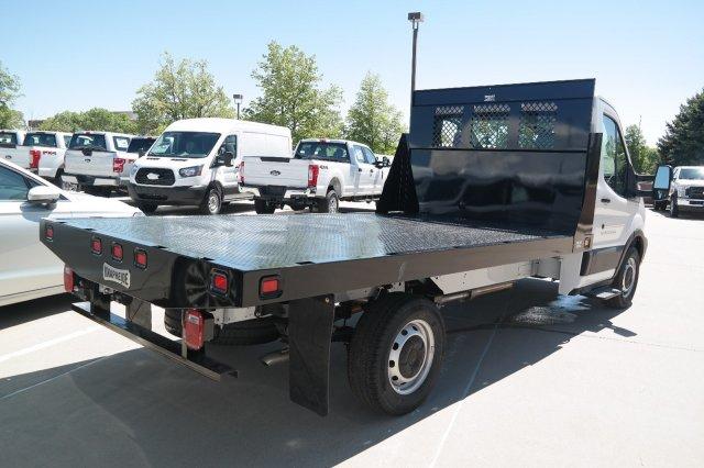 2019 Ford Transit 350 RWD, Knapheide Platform Body #KA95226 - photo 1
