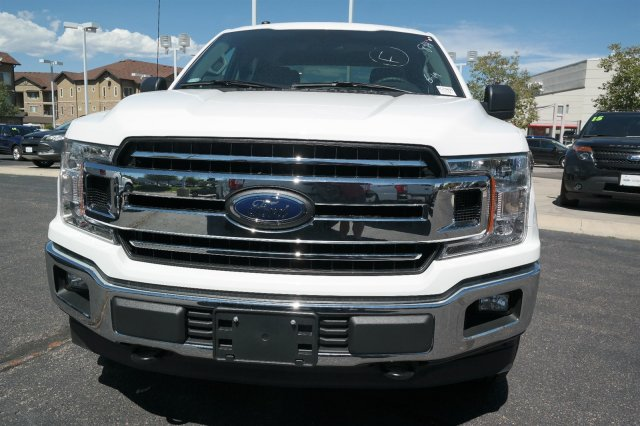2018 F-150 SuperCrew Cab 4x4,  Pickup #KC33895 - photo 5