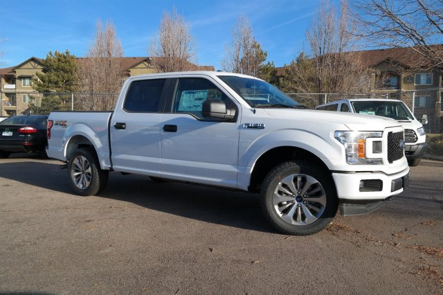2018 F-150 SuperCrew Cab 4x4,  Pickup #KF95942 - photo 4