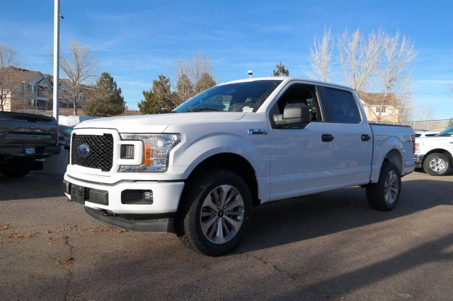 2018 F-150 SuperCrew Cab 4x4,  Pickup #KF95942 - photo 3
