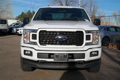 2018 F-150 SuperCrew Cab 4x4,  Pickup #KF95942 - photo 5