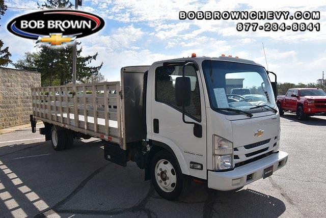 2017 Chevrolet LCF 5500XD Regular Cab DRW 4x2, Stake Bed #AG103261B - photo 1