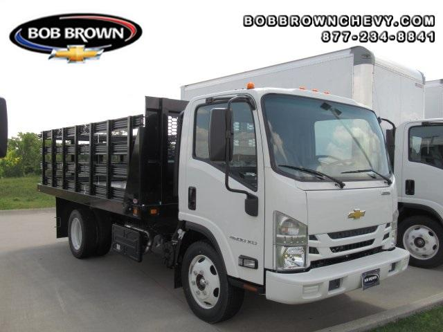 2019 Chevrolet LCF 4500XD Regular Cab RWD, Stake Bed #K01115 - photo 1