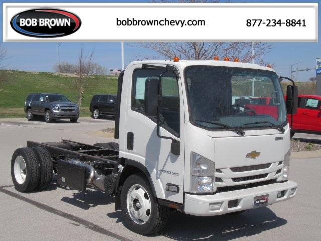 2019 Chevrolet LCF 4500XD Regular Cab RWD, Cab Chassis #K01130 - photo 1