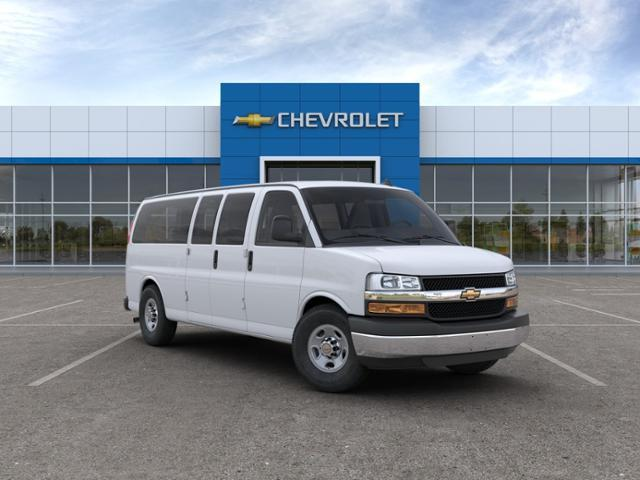 2020 Chevrolet Express 3500 RWD, Passenger Wagon #L1212446 - photo 1