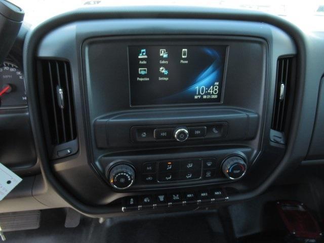 2020 Chevrolet Silverado Medium Duty Crew Cab DRW 4x4, Combo Body #LH173356 - photo 27