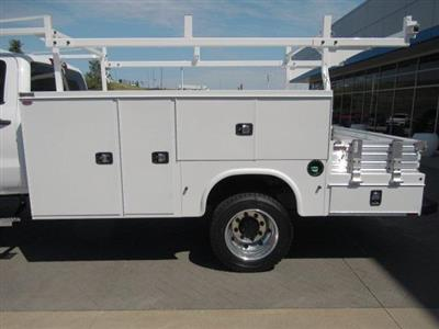 2020 Chevrolet Silverado Medium Duty Crew Cab DRW 4x4, Combo Body #LH173356 - photo 17